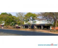 Opportunity to buy Business Centre in Senga Bay in Salima