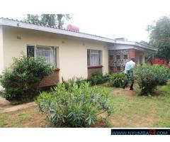 HOUSE FOR SALE AT MAPANGA ALONG LIMBE- ZOMBA ROAD