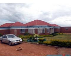 HOUSE FOR SALE IN AREA 25/3, LILONGWE