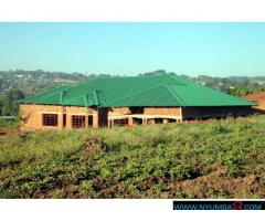 UNFINISHED HOUSE FOR SALE IN MICHIRU IN BLANTYRE