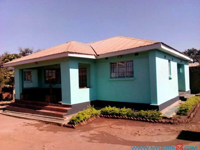 House For Sale In Mchesi In Lilongwe Mchesi Malawi