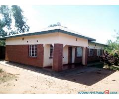 HOUSE FOR SALE IN MATAWALE IN ZOMBA
