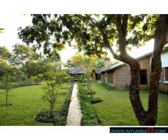 LODGE AND PROPERTY FOR SALE