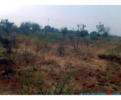 PLOT FOR SALE AT 6 MILES IN LILONGWE ALONG THE ROAD