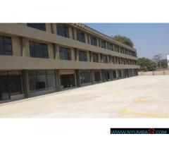 OFFICE, SHOPS AND WAREHOUSES FOR RENT AT GINNERY CORNER