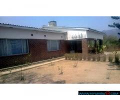 HOUSE FOR SALE IN CHILEKA CHATHA