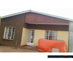 HOUSE FOR SALE IN AREA 49, GULLIVER IN LILONGWE