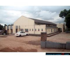 COMMERCIAL BUILDING FOR RENT IN BLANTYRE