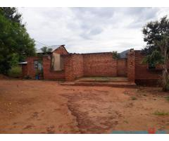 UNFINISHED HOUSE FOR SALE IN CHILEKA-PA DIP