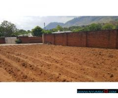 PLOT FOR SALE IN ZOMBA