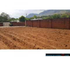 PLOT FOR SALE IN ZOMBA