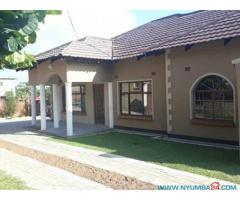 HOUSE FOR RENT IN CHINYONGA IN BLANTYRE