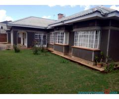 HOUSE FOR SALE IN AREA 6 IN LILONGWE