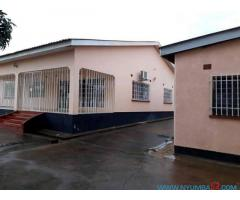 HOUSE FOR SALE IN AREA 47/4 IN LILONGWE