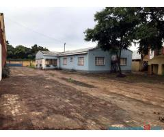 WAREHOUSE AND HOUSE FOR SALE AT NJEWA IN LILONGWE