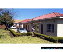 HOUSE FOR RENT IN AREA 25/7 IN LILONGWE