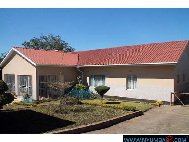 House For Rent In New Naperi In Blantyre New Naperi