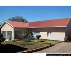 HOUSE FOR RENT IN NEW NAPERI IN BLANTYRE