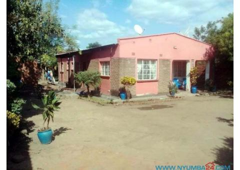 HOUSE FOR SALE IN LIWONDE
