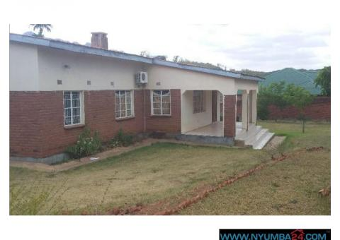 Five bedroom house for sale in Zomba