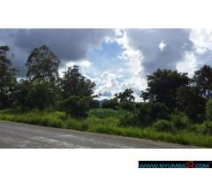 Commercial plot for sale at Mapanga