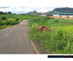 Plot for sale in BCA
