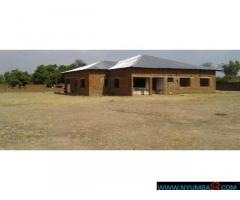 Unfinished cottage for sale in Mangochi