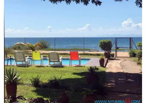 Lakeside Cottage for sale in Namaso Bay, Mangochi