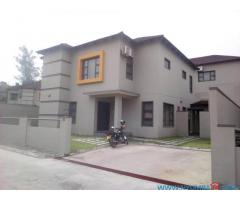Four bedroom fully furnished house for rent in Mpingwe