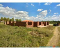 Plot with unfinished House for sale in Chileka