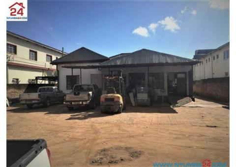 0.22Ha Industrial Property for sale in Limbe