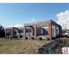 Unfinished Four Bedroom House in Chileka