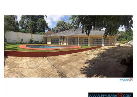 4 Bedroom House to Rent in Namiwawa, Blantyre