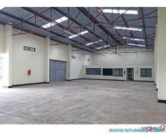 Warehouse To Let in Chitawira, Blantyre