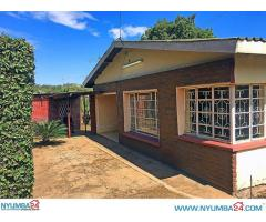 Four Bedroom House to Let in Naperi