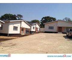 3 Bedroom Townhouse To Let in Namiwawa, Blantyre