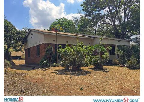 Three bedroom house for rent in Michiru, Blantyre