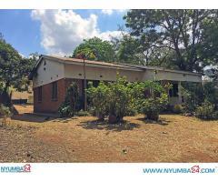 Three bedroom house for rent in Michiru, Blantyre