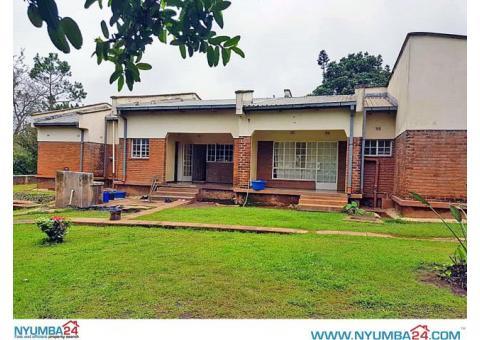4 Bedroom House for Sale in Chigumula-Chimaliro, Blantyre