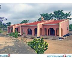5 Bedroom House To Let in Nyambadwe