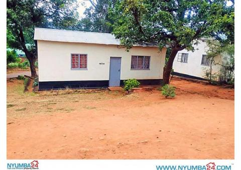 Two bedroom House for Sale in Mable Lines, Zomba