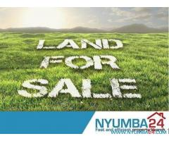 0.78 Ha Plot for sale in Sunnyside, Blantyre