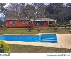 Three Bedroom House to Rent in Namiwawa, Blantyre