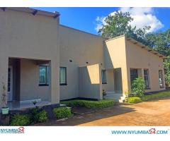 Two semi-detached houses for sale in Mulanje