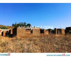 Unfinished House for Sale in Chigumula, Blantyre