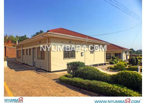 Two Bedroom Townhouse for Rent in Namiwawa, Blantyre