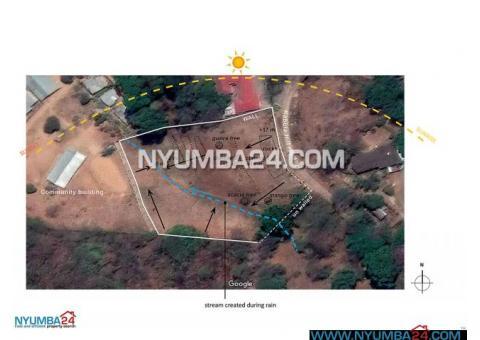 0.6Ha Land for Sale in Kabula Hills, Blantyre